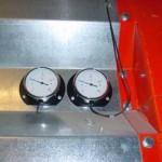 thermomètres pour cellules à grains