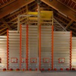 installation avec silos carrés hamel