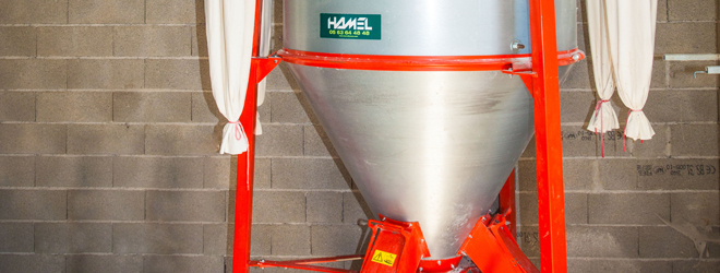 FAF Fabrication d'aliment à la Ferme mélangeuse