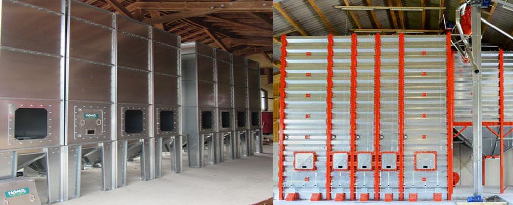 silos de stockage